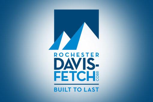 Rochester Davis-Fetch Logo