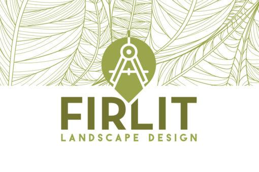 Firlit Landscape Design Logo