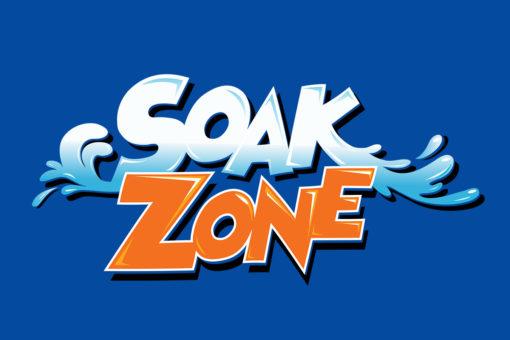 Soak Zone Logo